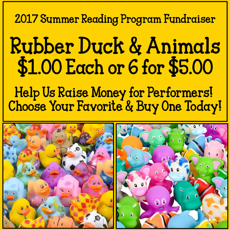 Rubber Duck Sale